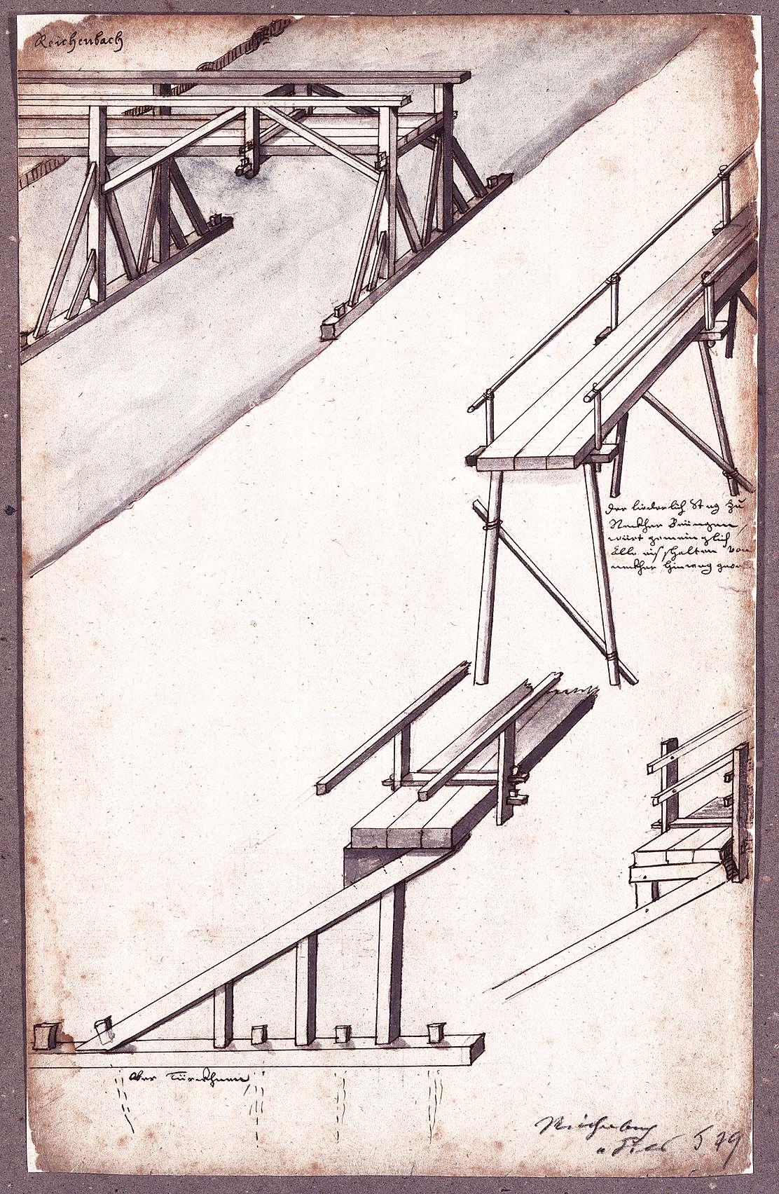 Stege in Obertürkheim, Reichenbach und Neckarbeihingen, Bild 1