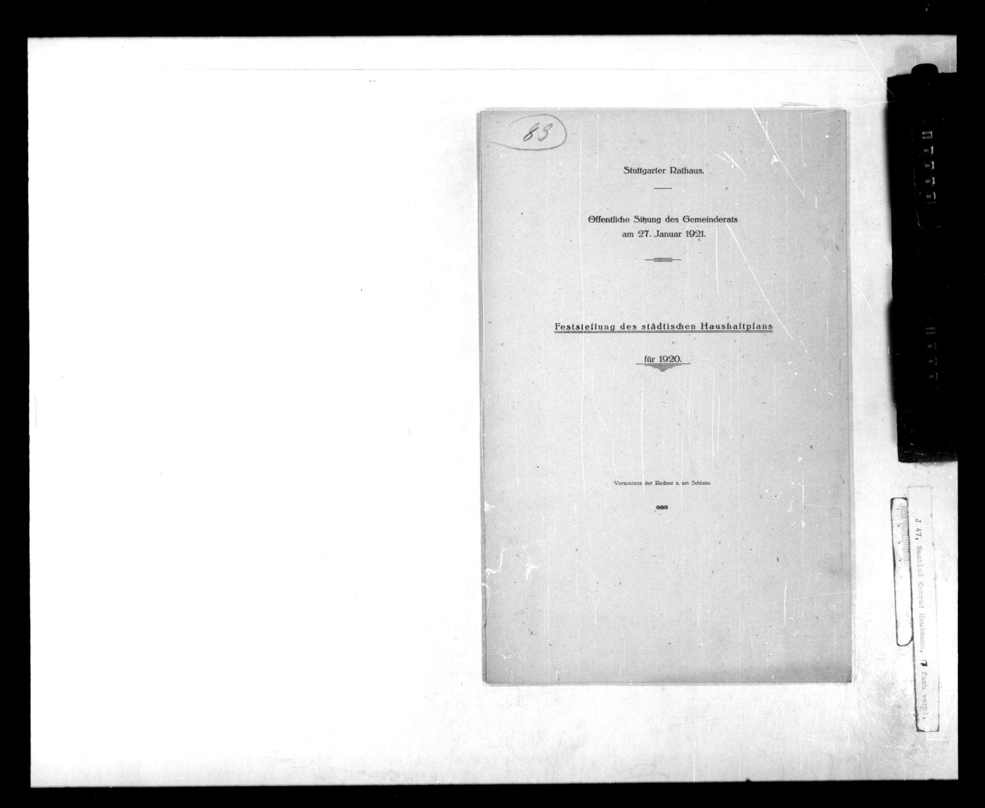 Allgemeines: Eingaben von Gemeindebehörden, Bild 2