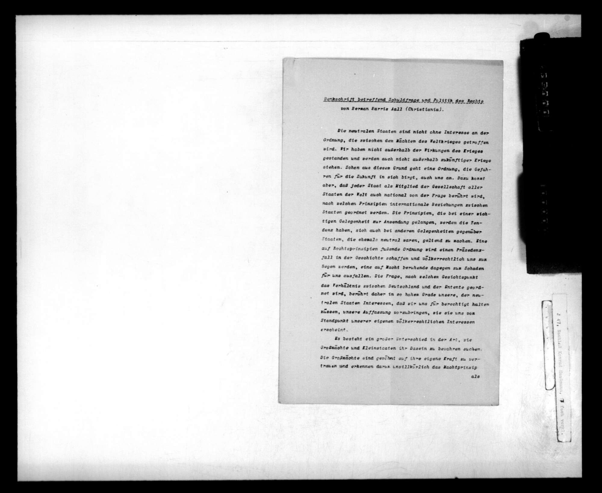 Arbeitsgemeinschaft für Politik des Rechts (Heidelberger Vereinigung), Bild 3