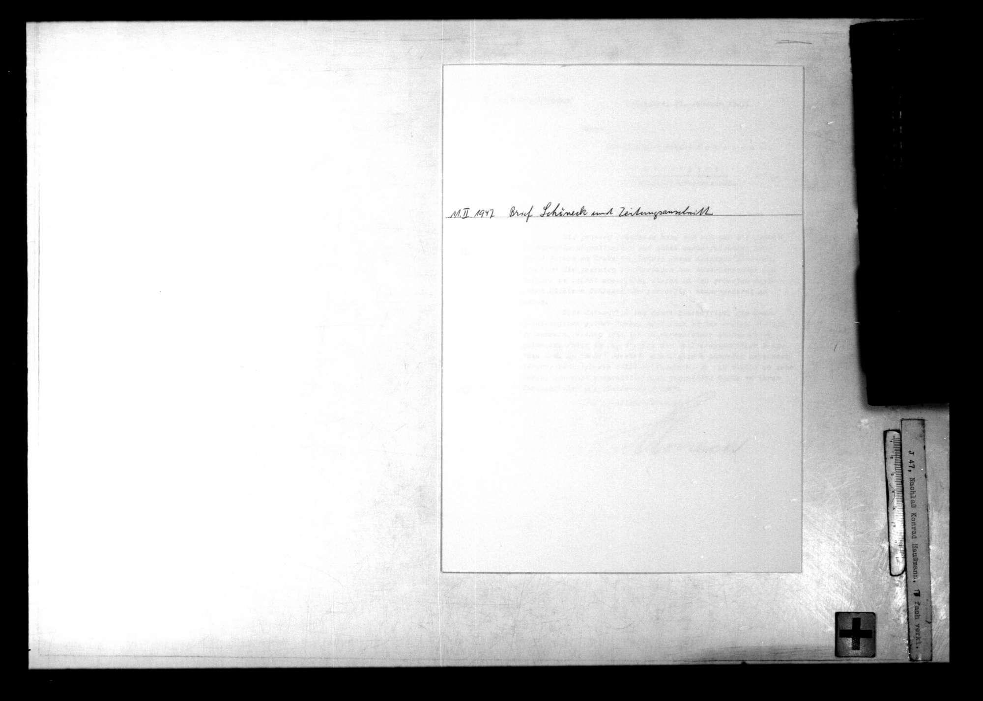 Briefwechsel mit und über Ludwig Thoma, Bild 1