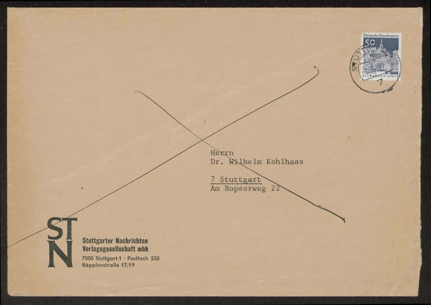 Briefwechsel mit Königin Charlotte von Württemberg, Bild 2