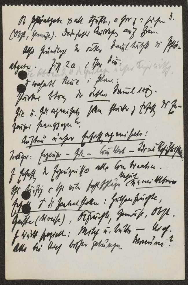 Vortrag über die Sammlungs- und Erfassungsaktion im 1. Weltkrieg. Allgemeine Erwägungen, Bild 3