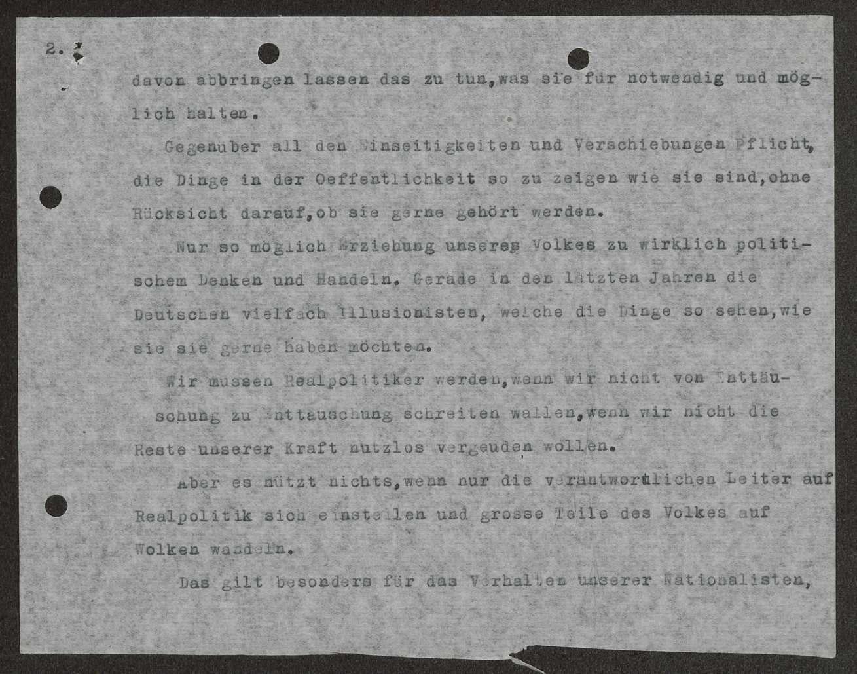 Rede Schalls in Göppingen über die deutsche Innenpolitik (Hitlerputsch), Bild 2