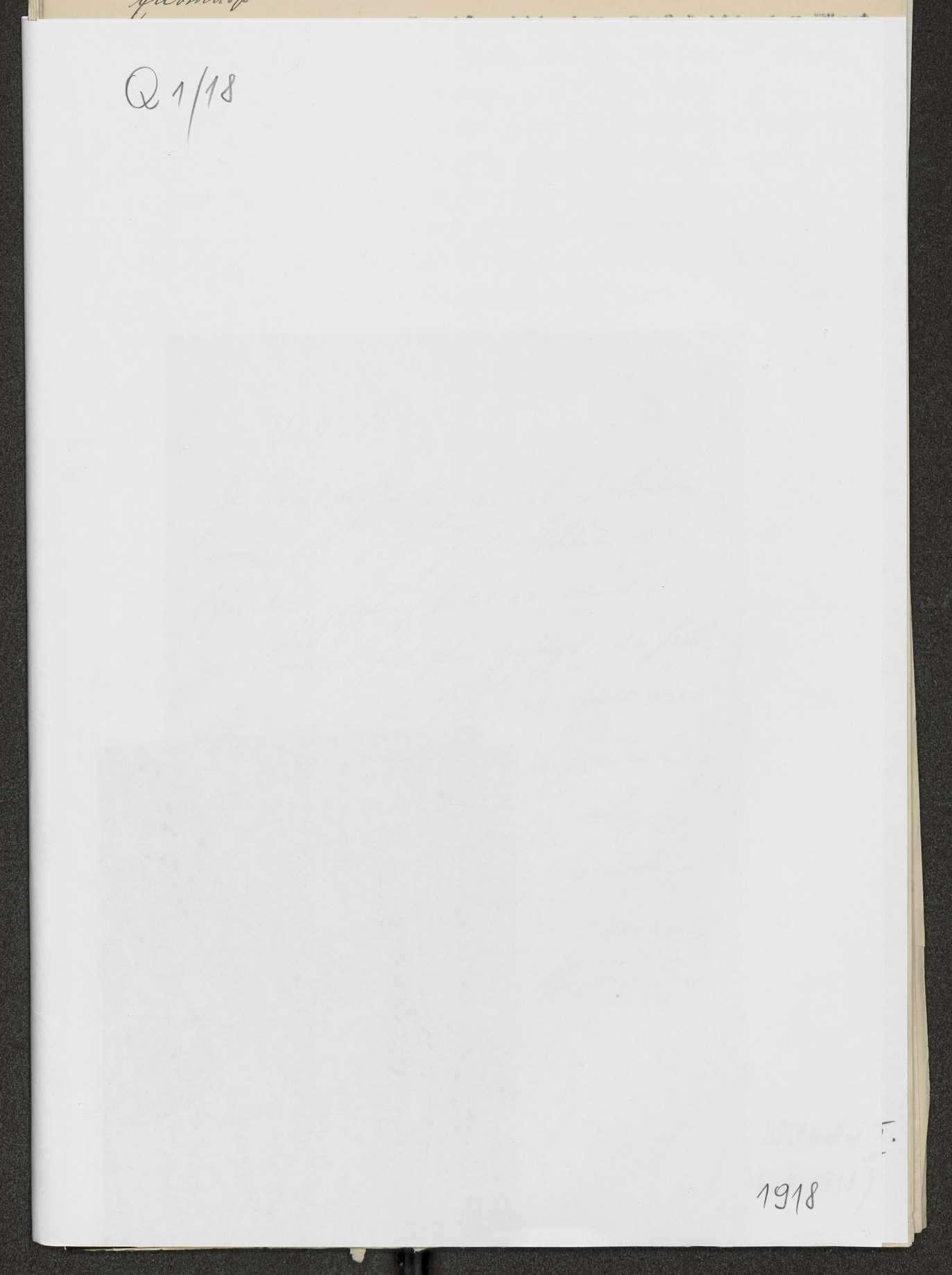 Die elsaß-lothringische Frage. Gutachten, Stellungnahmen, Schriftwechsel, Notizen, Zeitungsausschnitte, Bild 2