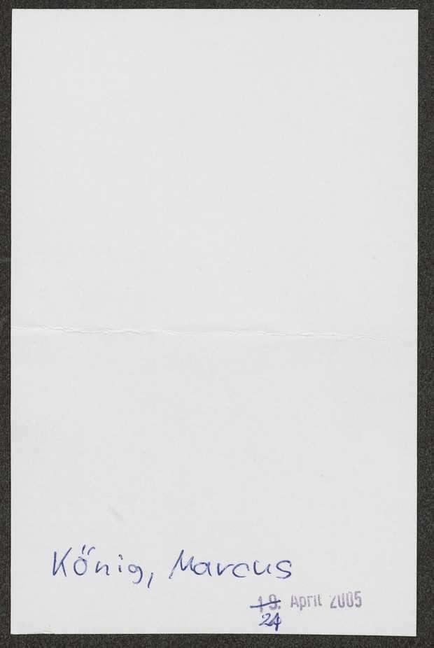Der Krieg mit den Vereinigten Staaten von Amerika, Insbesondere der U-Boot Krieg. Berichte, Darstellungen, Korrespondenzen, Notizen, Drucksachen, Zeitungsausschnitte, Bild 1