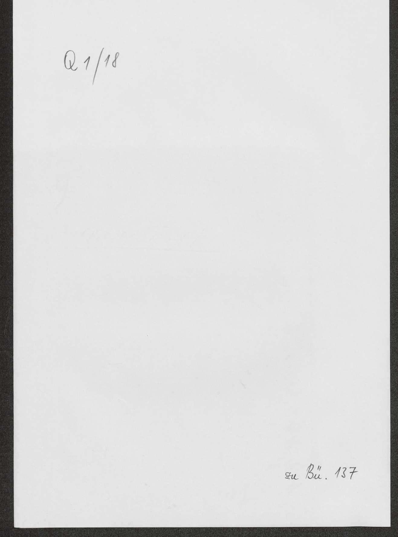 Schreiben von Herzog Albrecht und Herzog Philipp von Württemberg und Notizen betr. Familienangelegenheiten des herzoglichen Hauses, Bild 1