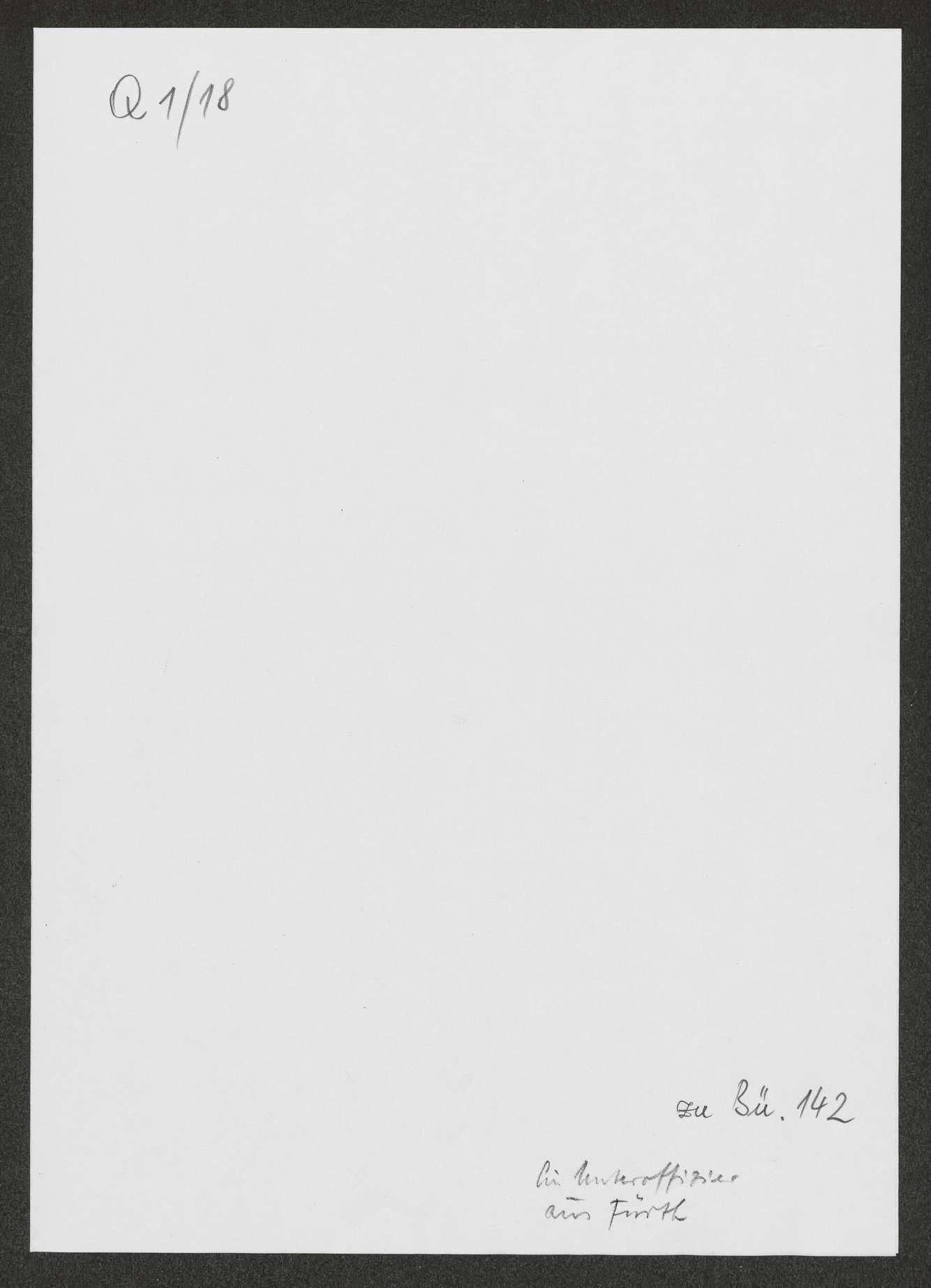 Schreiben und Telegramme an Weizsäcker in verschiedenen Angelegenheiten, Bild 2