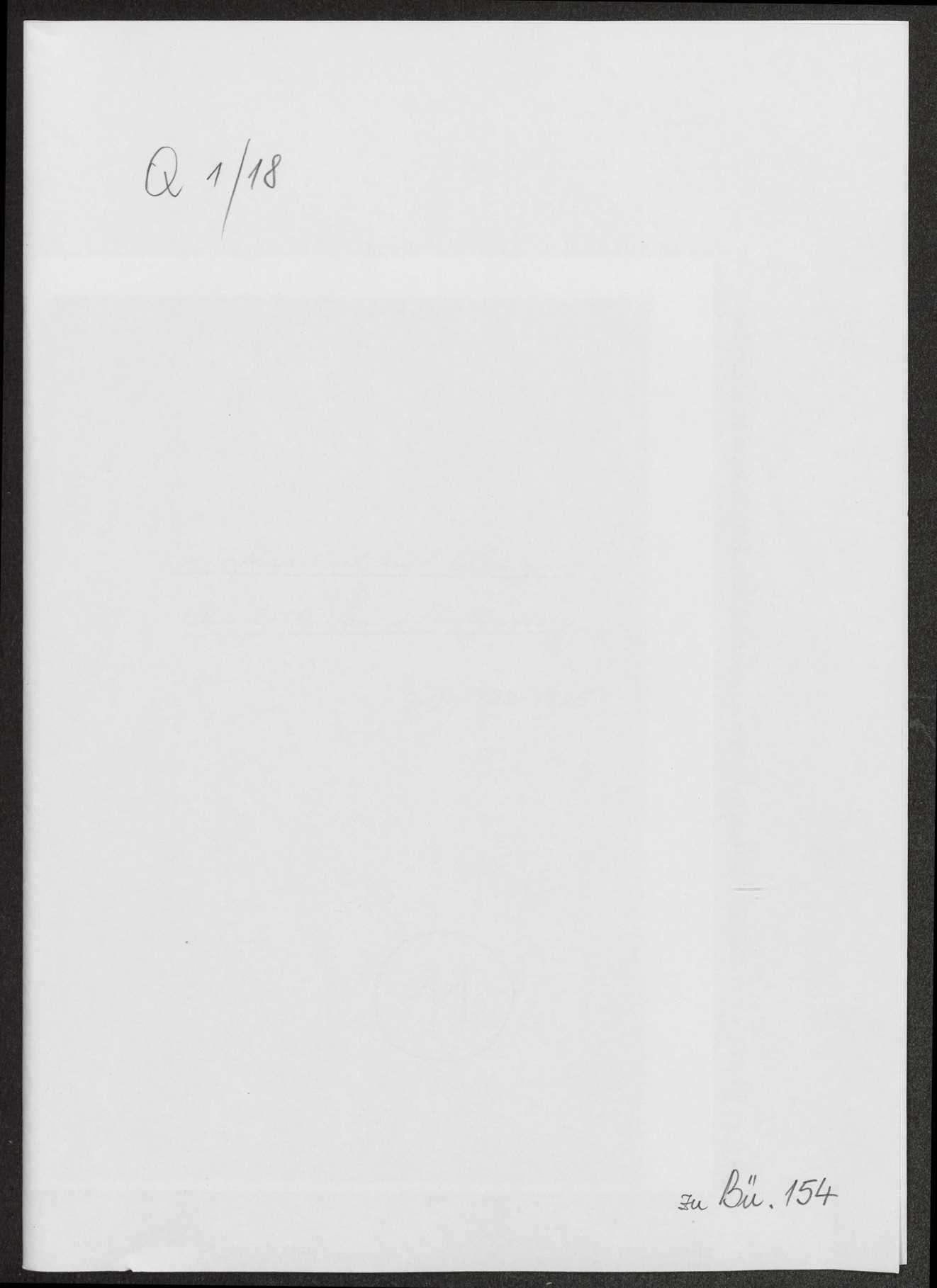 Schreiben an Weizsäcker von verschiedenen Persönlichkeiten, Bild 1