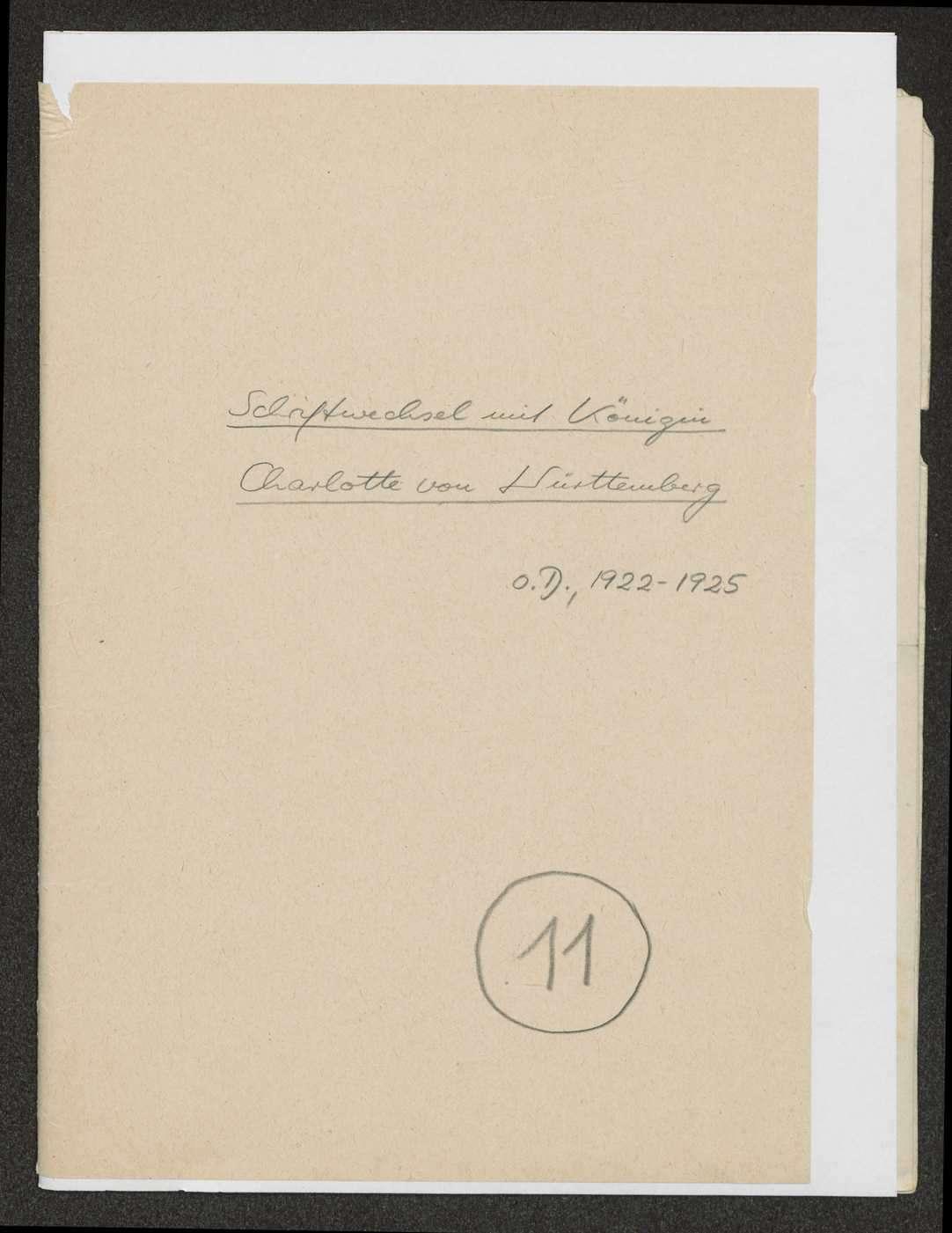 Schreiben an Weizsäcker von verschiedenen Persönlichkeiten, Bild 2