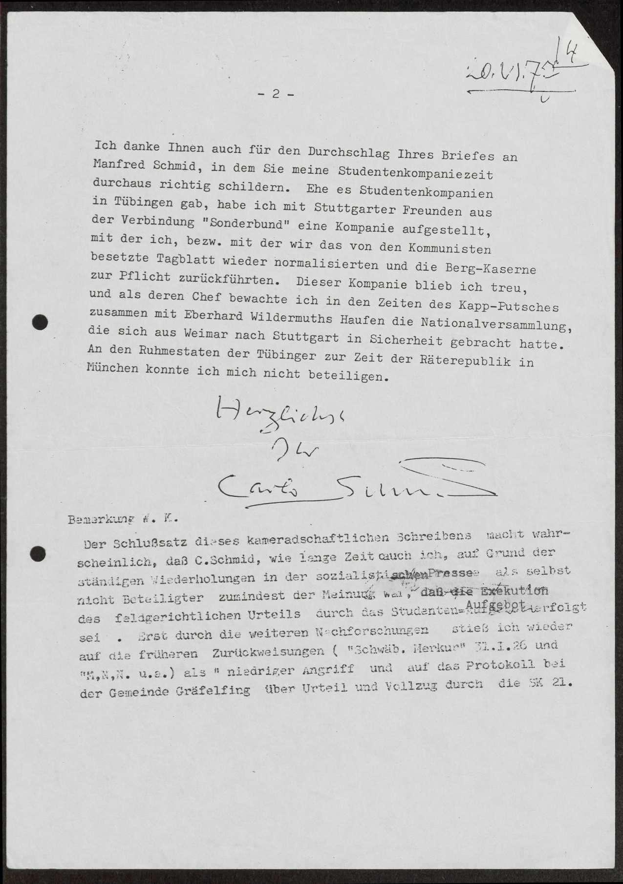 Bericht über die Revolution im November 1918 in Stuttgart, Bild 1