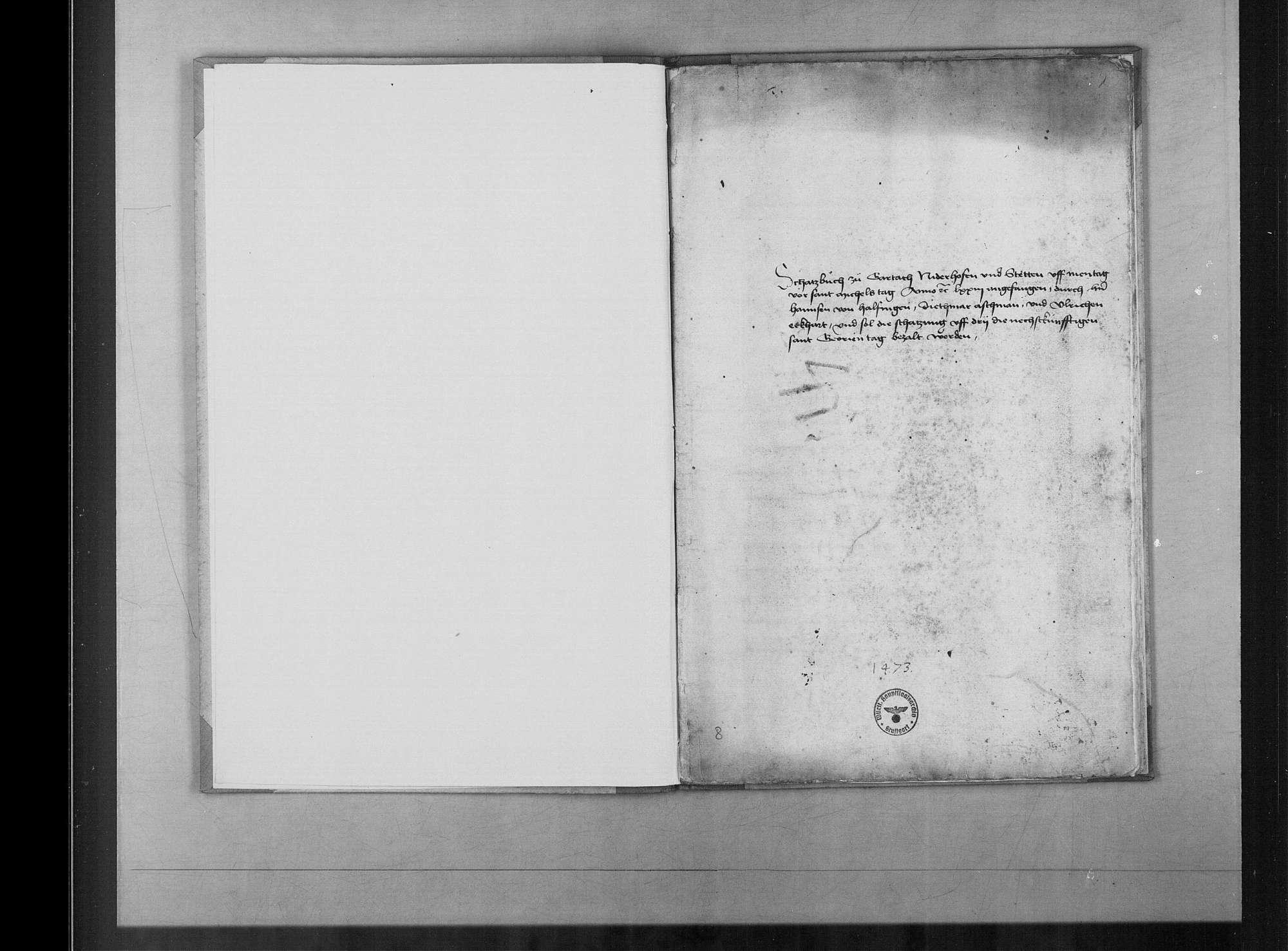 Gartach (= Kleingartach), Niederhofen und Stetten, Bild 3