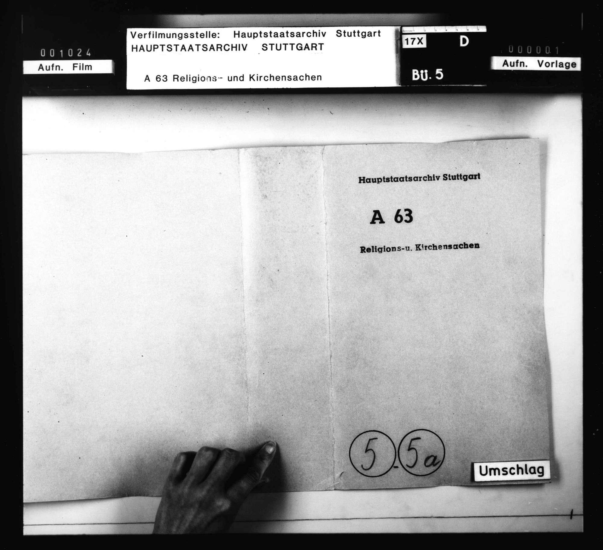 Intervention des Domstifts Augsburg gegen reformatorische Entwicklungen im Bereich des Klosters Lorch, Bild 2