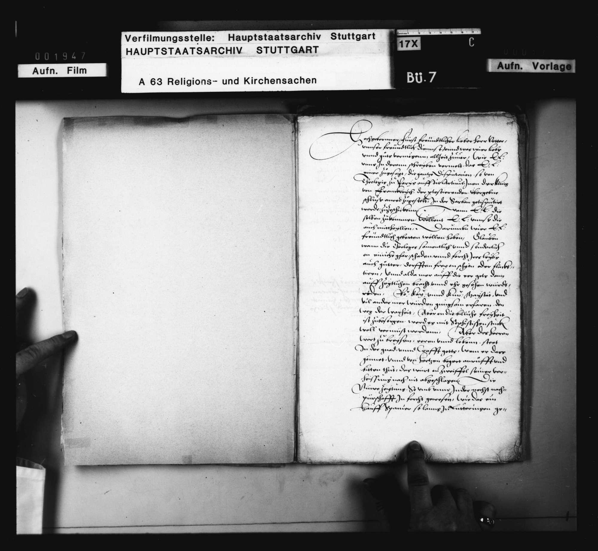 """Reaktionen auf Theologendisputation an der Sorbonne über die """"Beschlußartikul"""" der """"protestierenden Stende"""", die der französische König veranlasst hatte., Bild 2"""