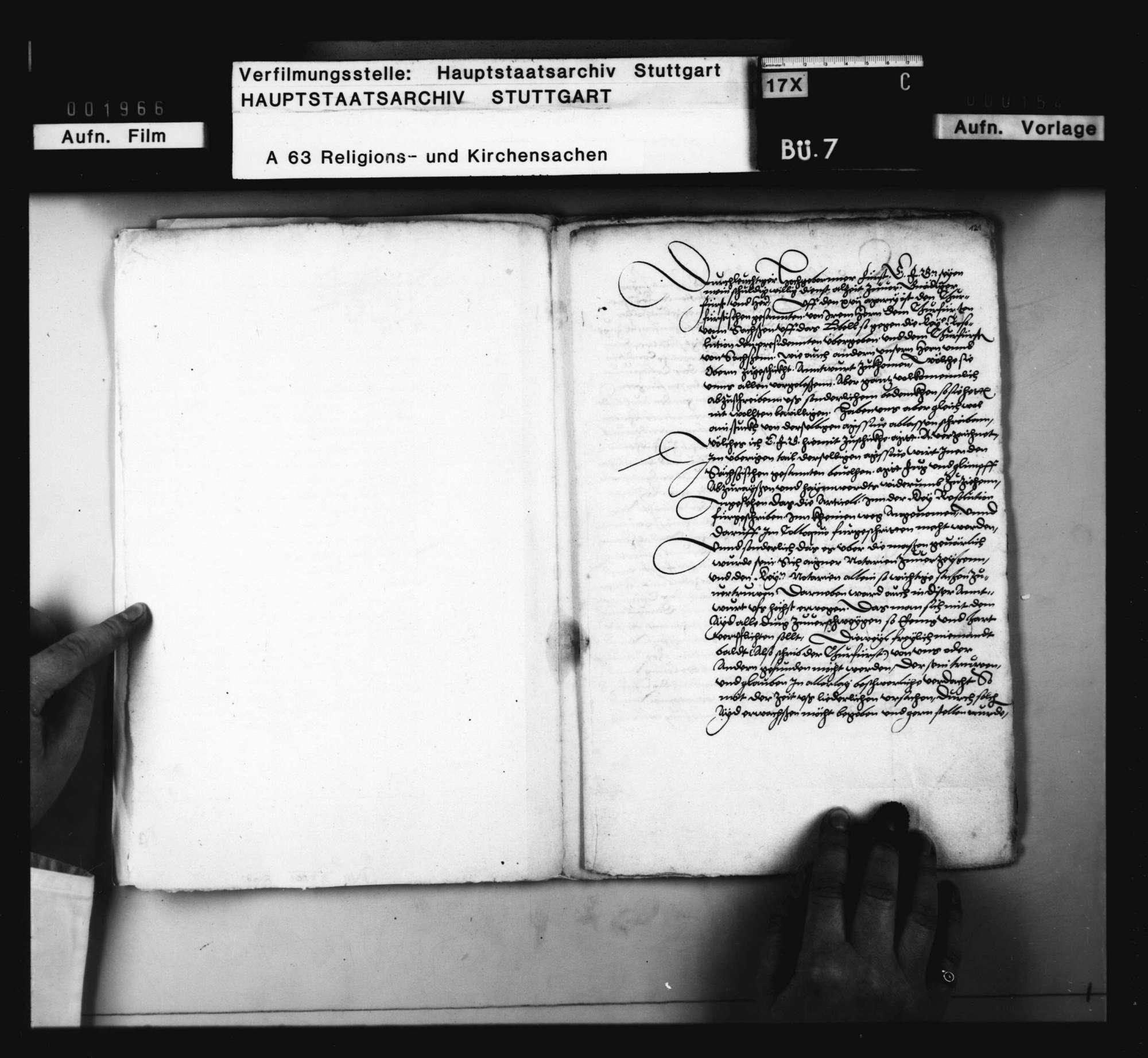 Bericht Erhard Schnepfs vom 21. März 1546 über Äußerungen im Reichstag zum Thema Rekusation des Konzils., Bild 3