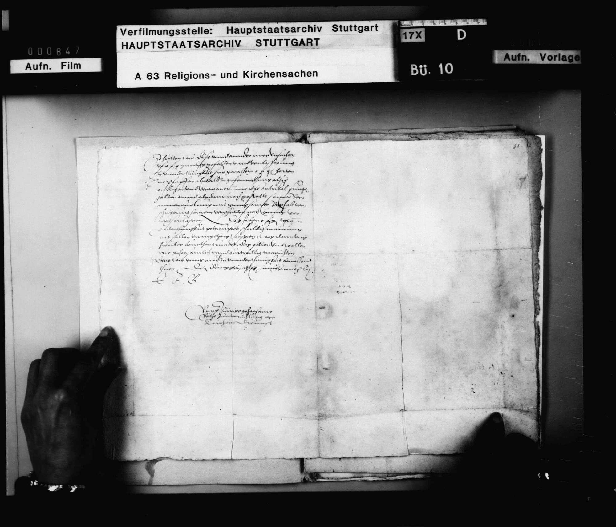 Inquisition gegen den Pfarrer zu Lustnau,, Bild 3