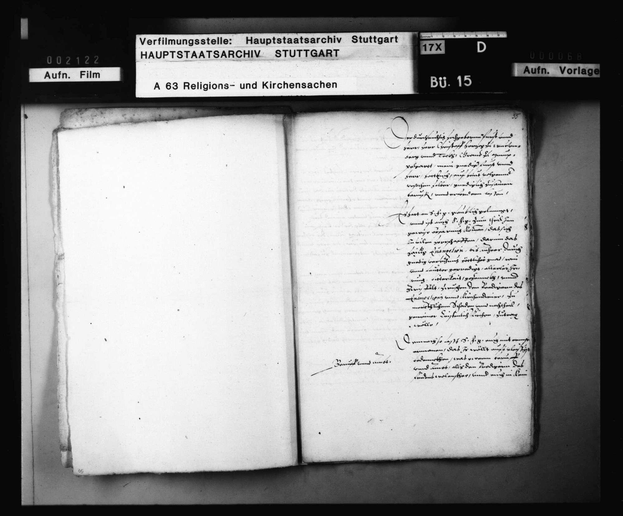 Überlegungen zur Kirchenzensur., Bild 2