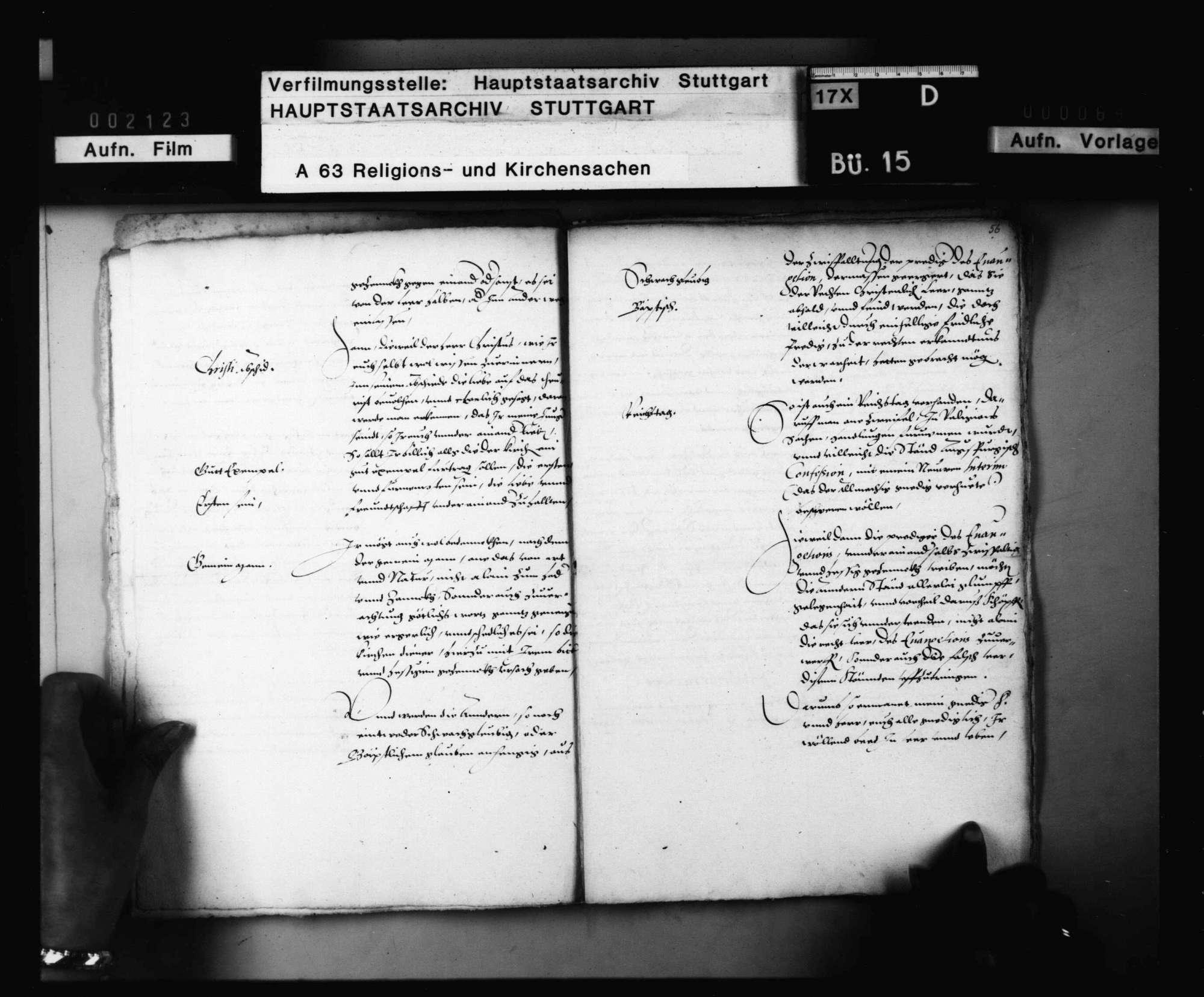 Überlegungen zur Kirchenzensur., Bild 3