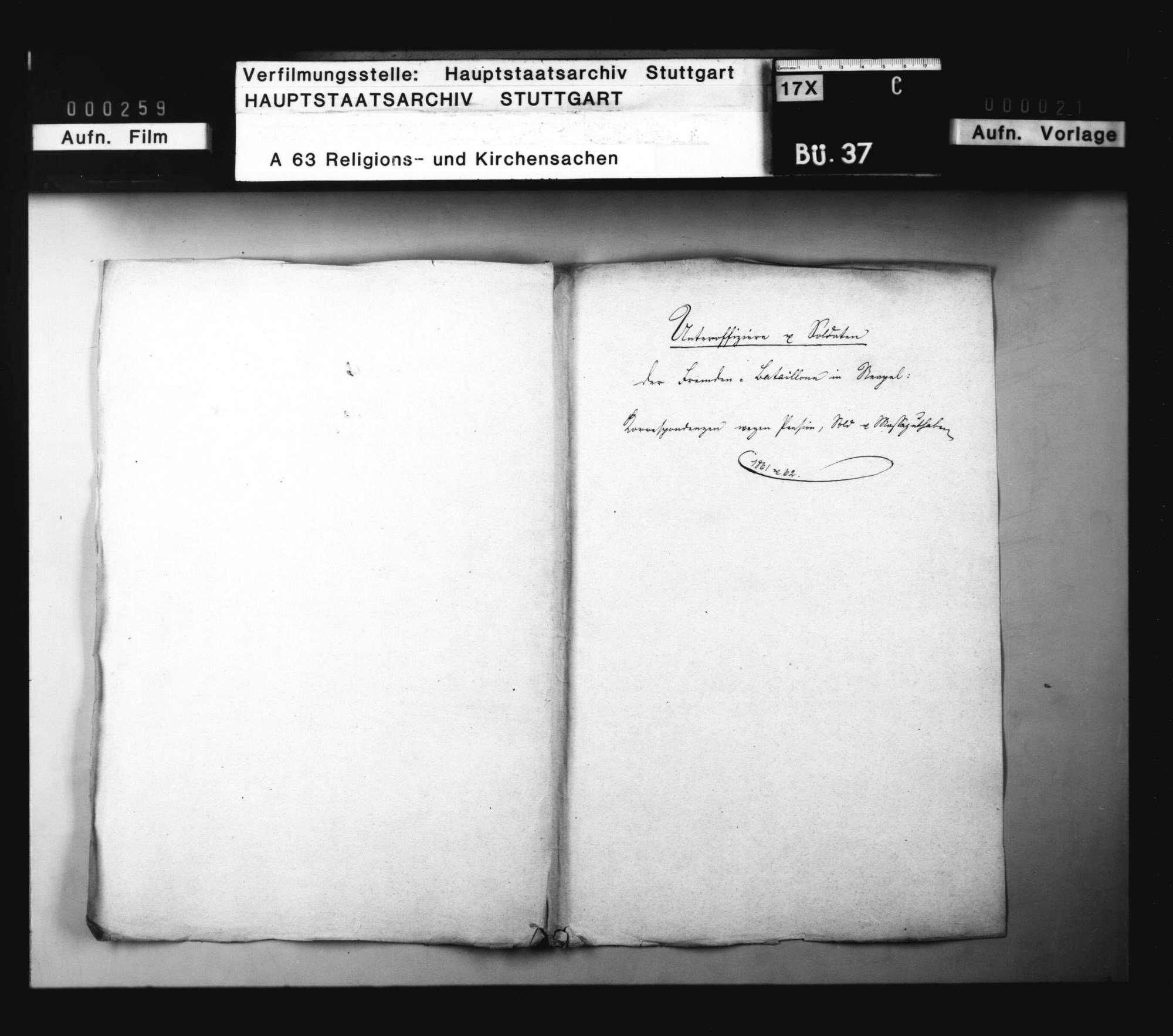 Schreiben von und an Pfalzgraf Johann Kasimir, Herzog Christoph und Pfalzgraf Wolfgang, warum sich mit dem Kurfürsten zu Pfalz in Religionssachen nicht einzulassen., Bild 1