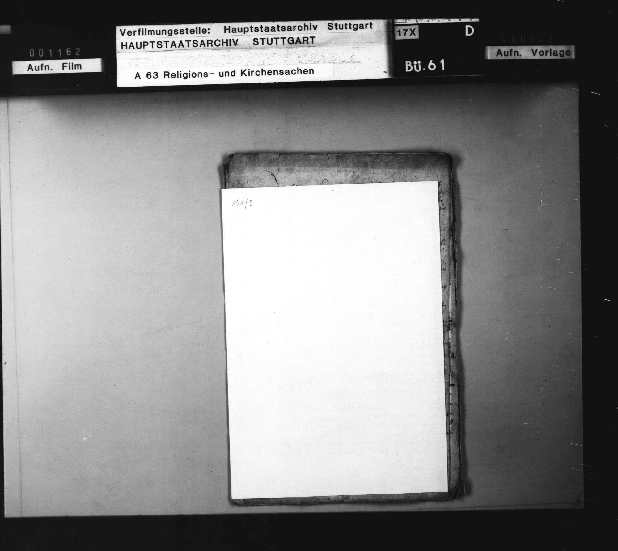 Schriften, betreffend die Übersetzung der Concordienformel ins Böhmische durch Sigmund Buchauer von Leonberg., Bild 3