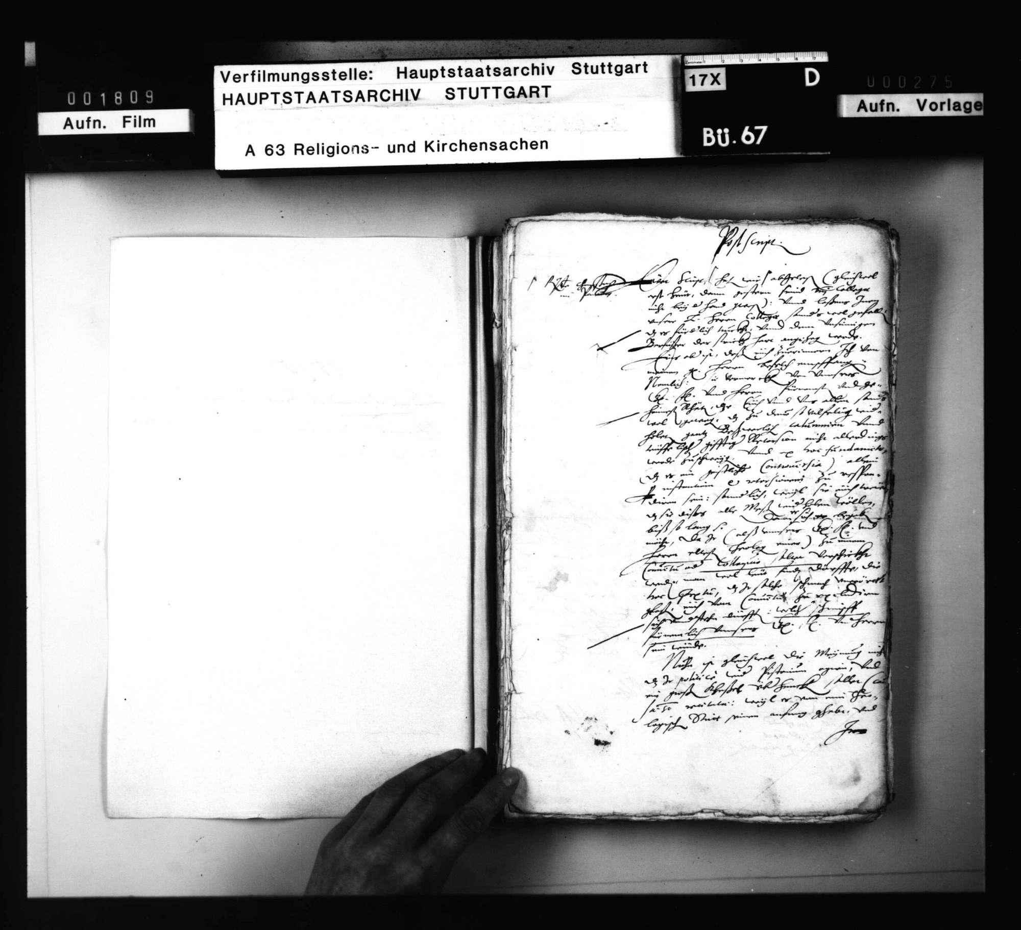 L. Osianders Streit mit dem Konvertiten Pistorius und dem Freiburger Mönch Ecker., Bild 2