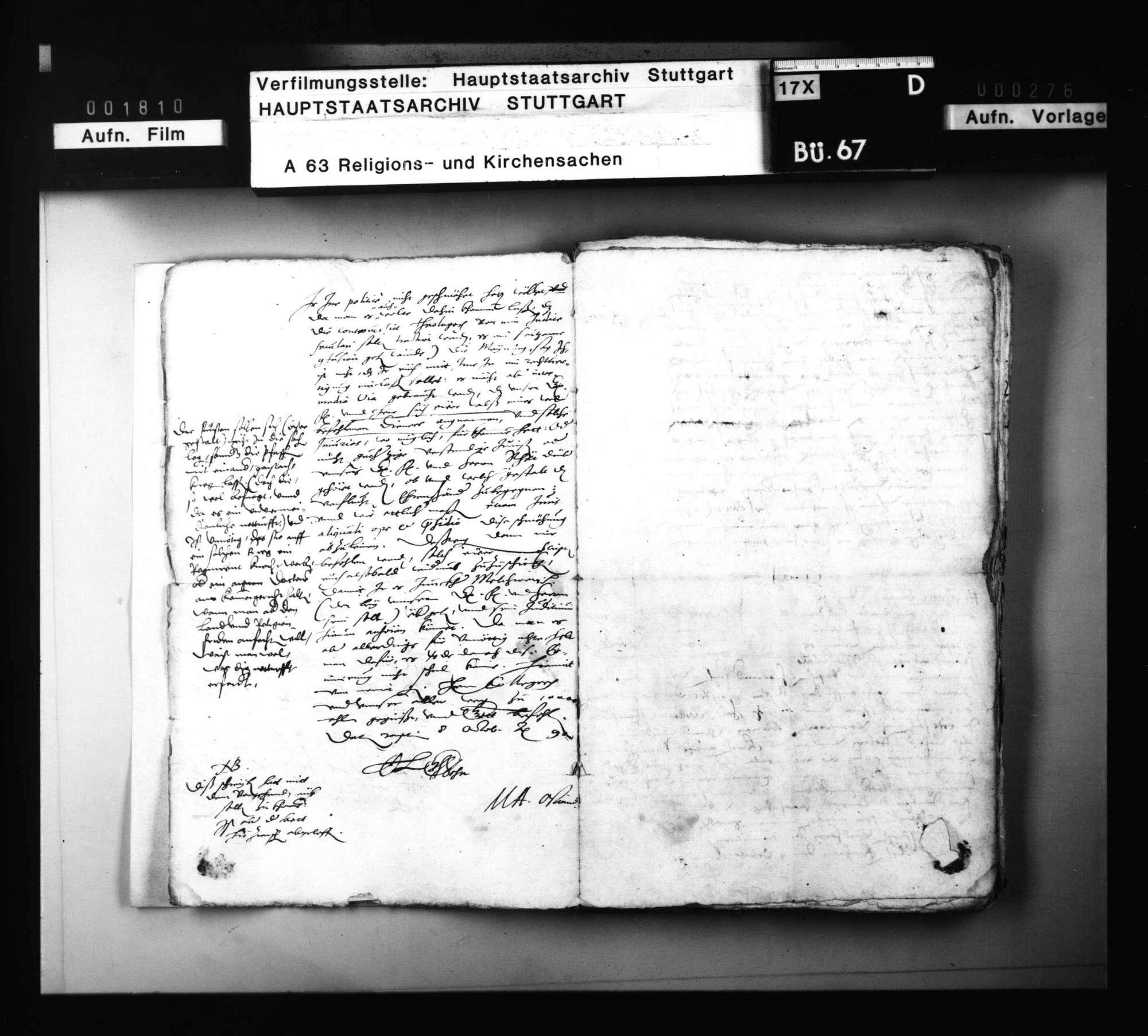 L. Osianders Streit mit dem Konvertiten Pistorius und dem Freiburger Mönch Ecker., Bild 3