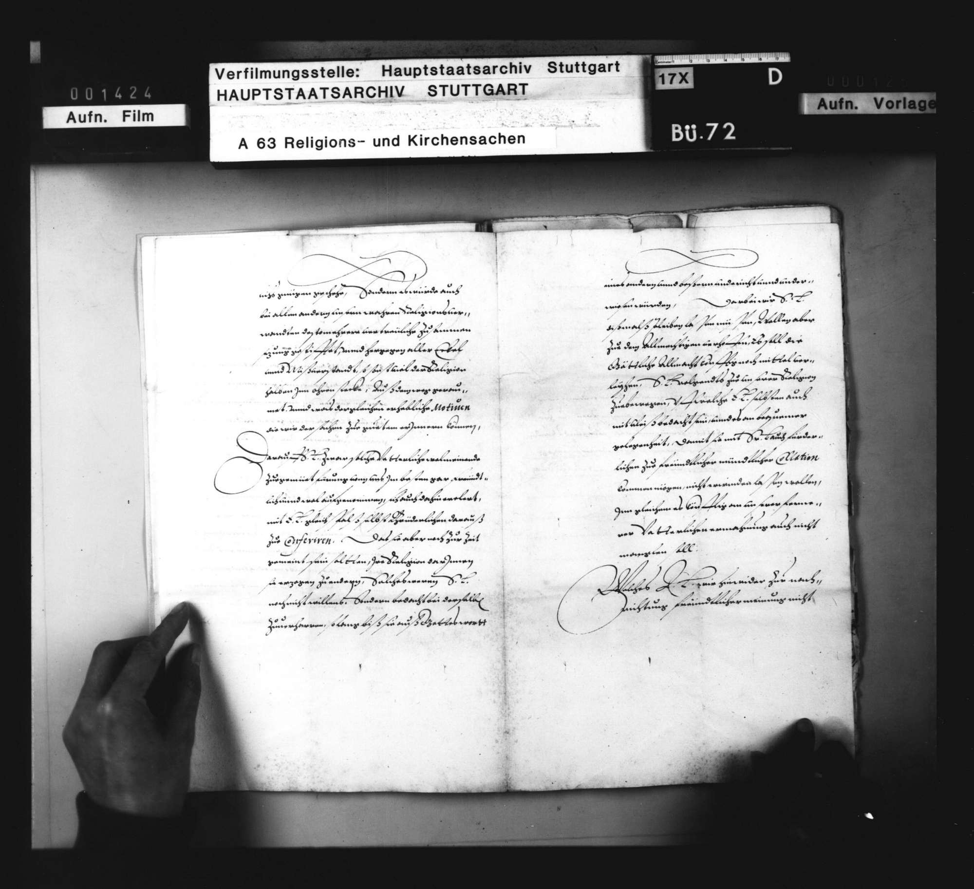 Pfalzgraf Friedrichs Religionsänderung und der Zustand der Religion in der Kurpfalz., Bild 3