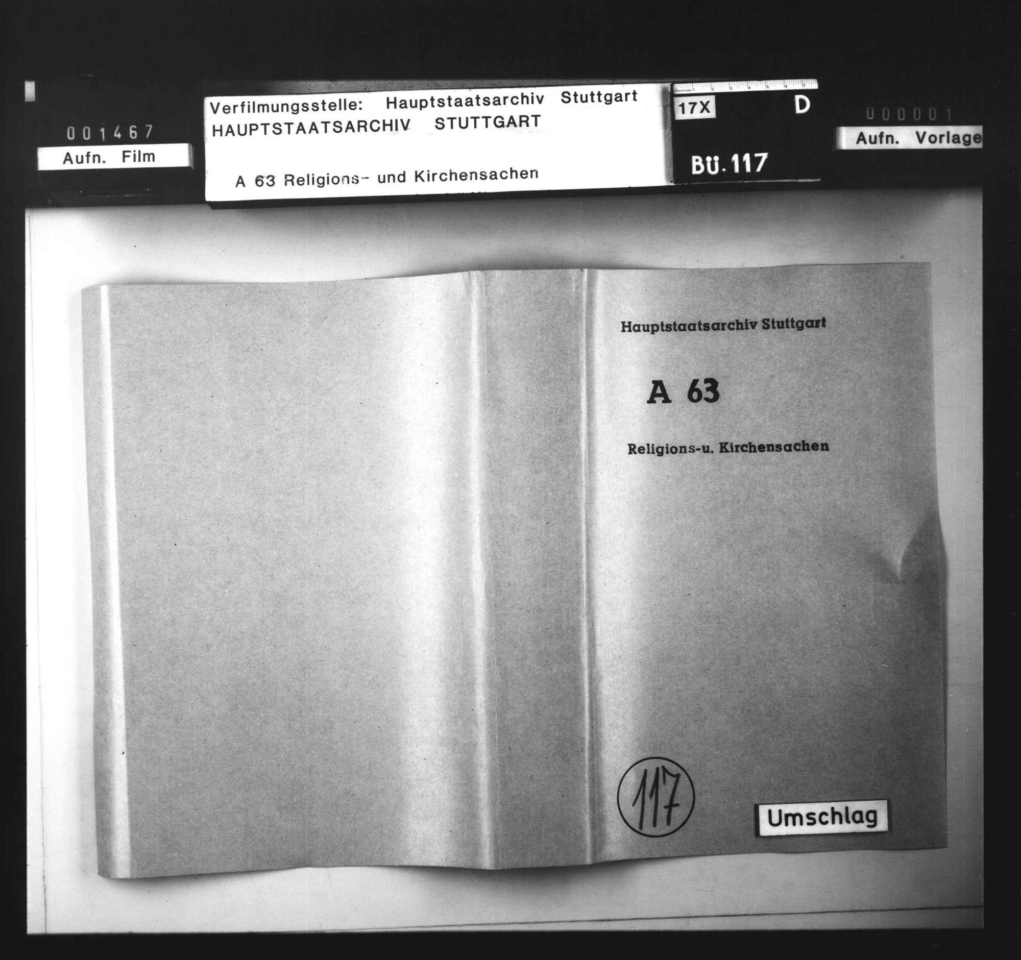 Zwei Berichte über die Beschlagnahme von Mennonitenschriften., Bild 2