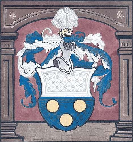 Freyberg-Eisenberg-Allmendingen, Freiherren von Persönliche Verhältnisse der Familie, Bild 1