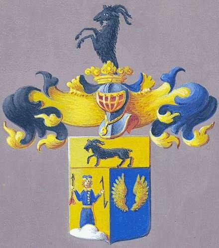 Hardt von Woellenstein, Freiherren Persönliche Verhältnisse der Familie, Bild 1