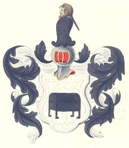 Holtz, Freiherren vom Persönliche Verhältnisse der Familie, Bild 1