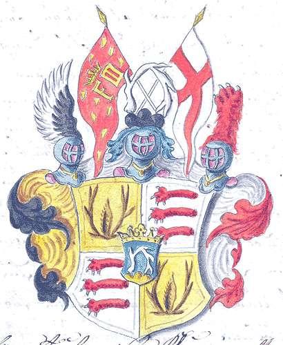 Hornstein (-Grüningen), Freiherren von Persönliche Verhältnisse der Familie, Bild 1