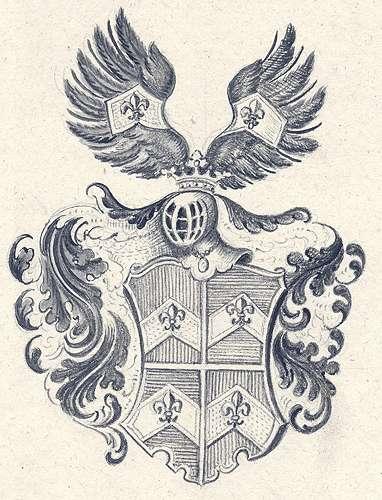 Rassler von Gamerschwang, Freiherren Persönliche Verhältnisse der Familie, Bild 1