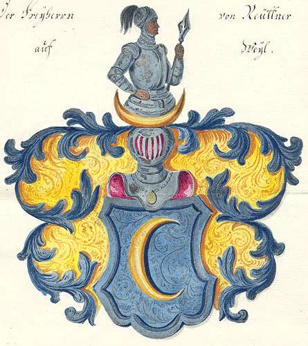 Reuttner von Weyl, Grafen Persönliche Verhältnisse der Familie, Bild 1