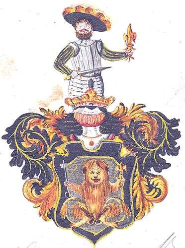 Schütz-Pflummern, Freiherren von Persönliche Verhältnisse der Familie, Bild 1