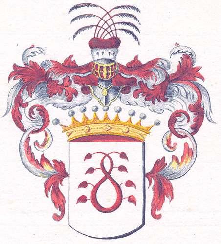 Seckendorff, Freiherren von Persönliche Verhältnisse der Familie, Bild 1