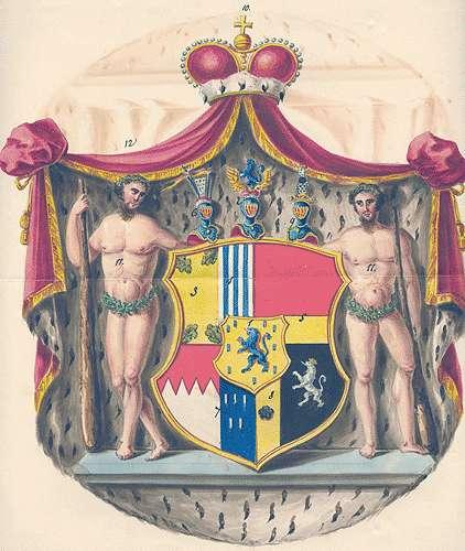 Solms-Braunfels, Fürsten von Persönliche Verhältnisse der Familie, Bild 1