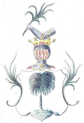 Alberti, von Erstellung der Personalmatrikel, Bild 1