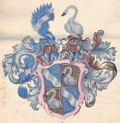 Furttenbach, von Überprüfung des erblichen Adelsstandes des Ravensburger Bürgers Jakob von Furtenbach, Bild 1