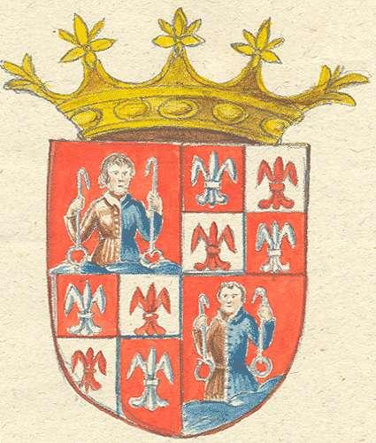 Landsee, Freiherren von Familiäre Veränderungen, Bild 1