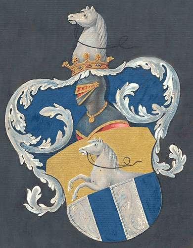 Reuß, von Aufnahme der Familie des verstorbenen Geheimen Legationsrats Johann August von Reuß in die Adelsmatrikel, Bild 1