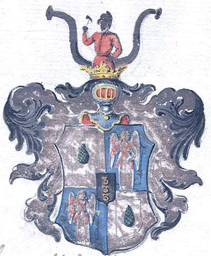 Schönhammer, von Aufnahme der Familie von Schönhammer in die Adelsmatrikel, Bild 1