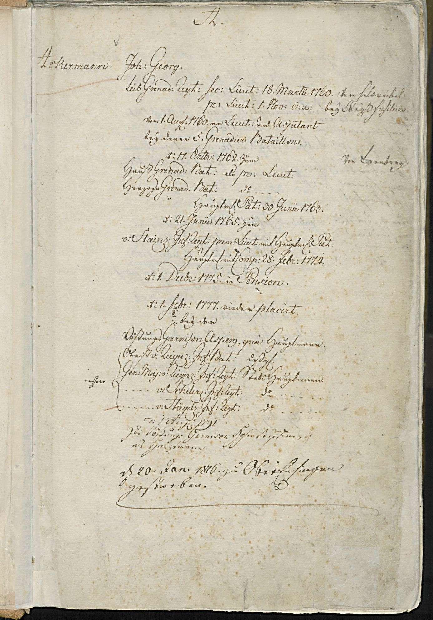Ackermann, Johann Georg, Bild 1