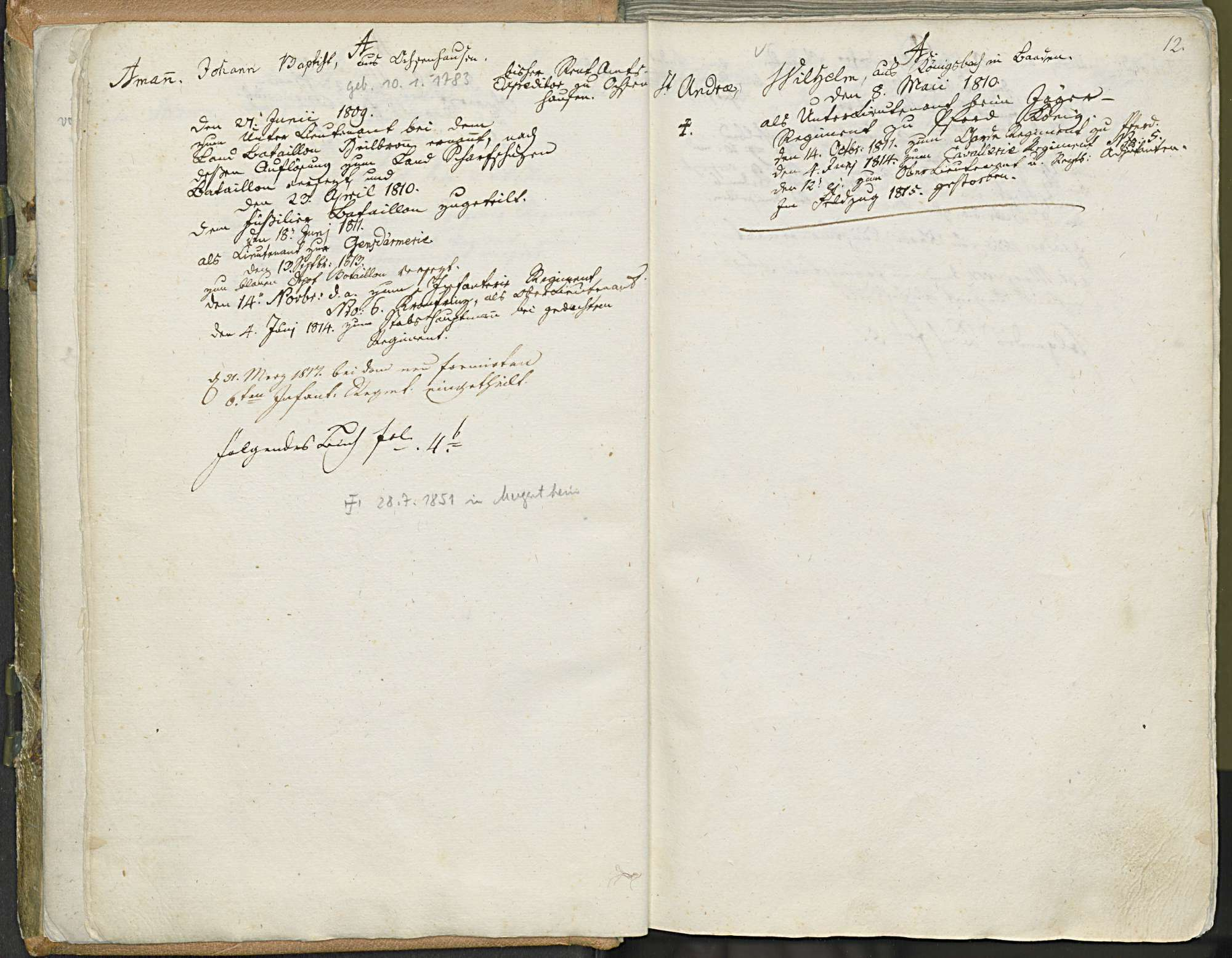 Aman, Johann Baptist, Bild 1