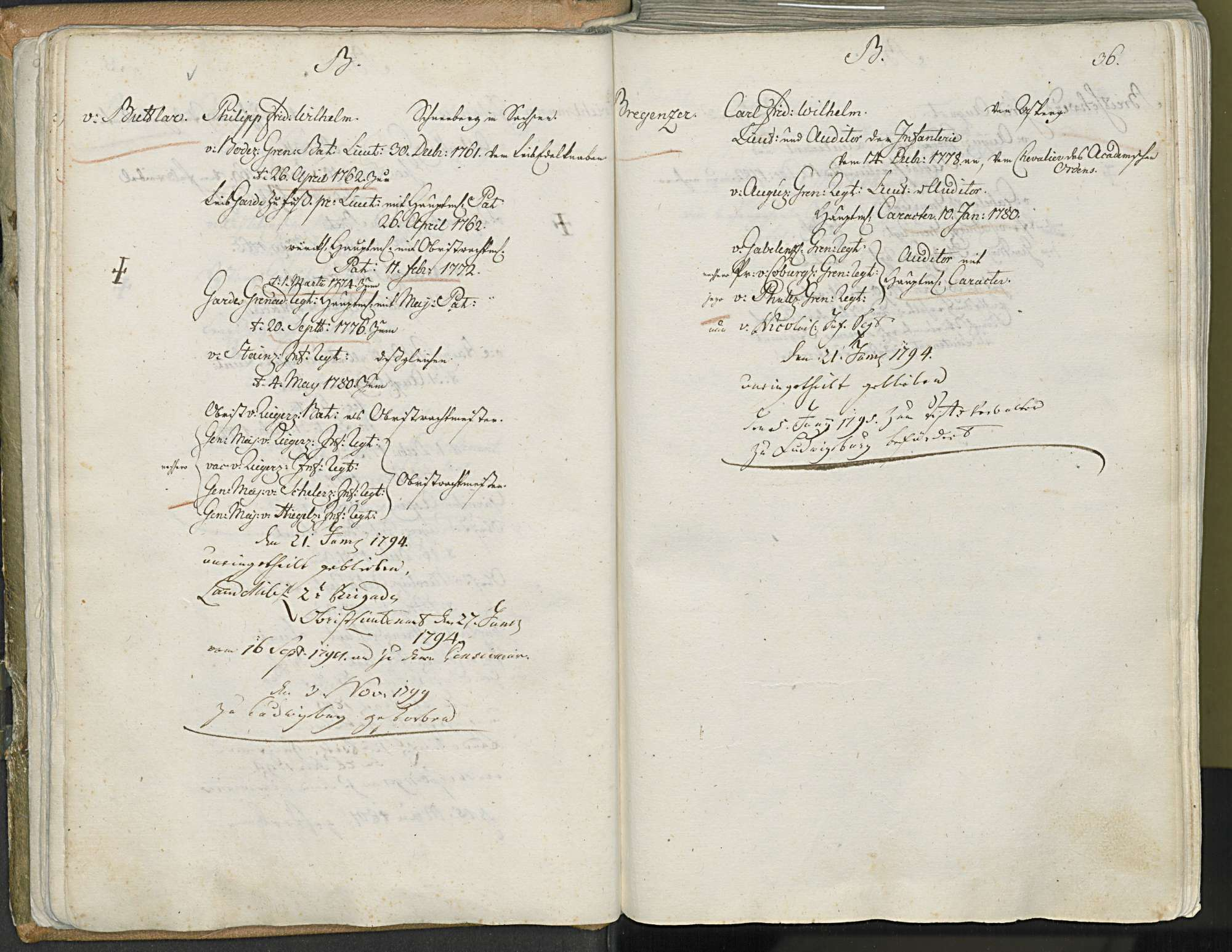 Bregenzer, Carl Friedrich Wilhelm, Bild 1
