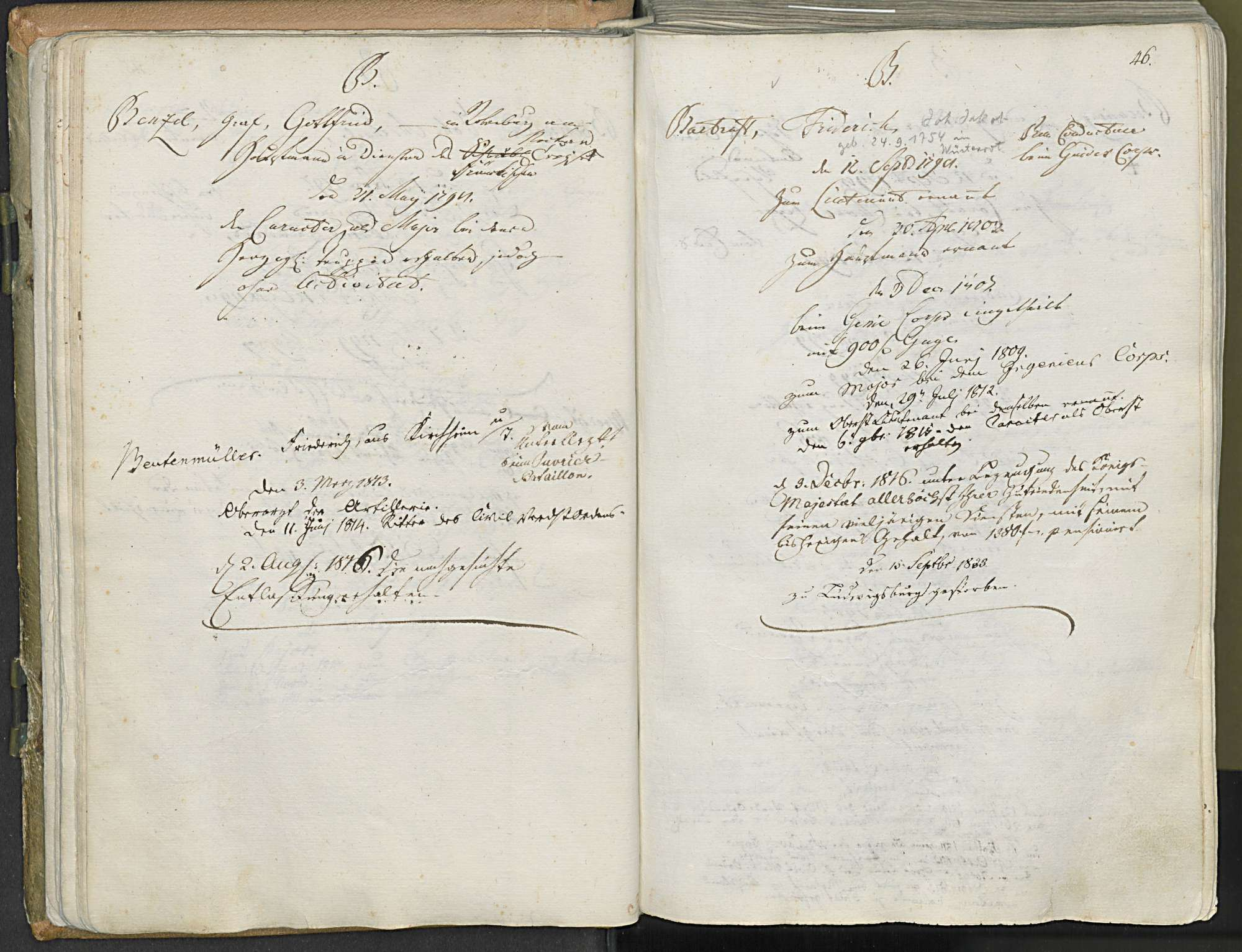 Bartruff, Friedrich Johann Jakob, Bild 1