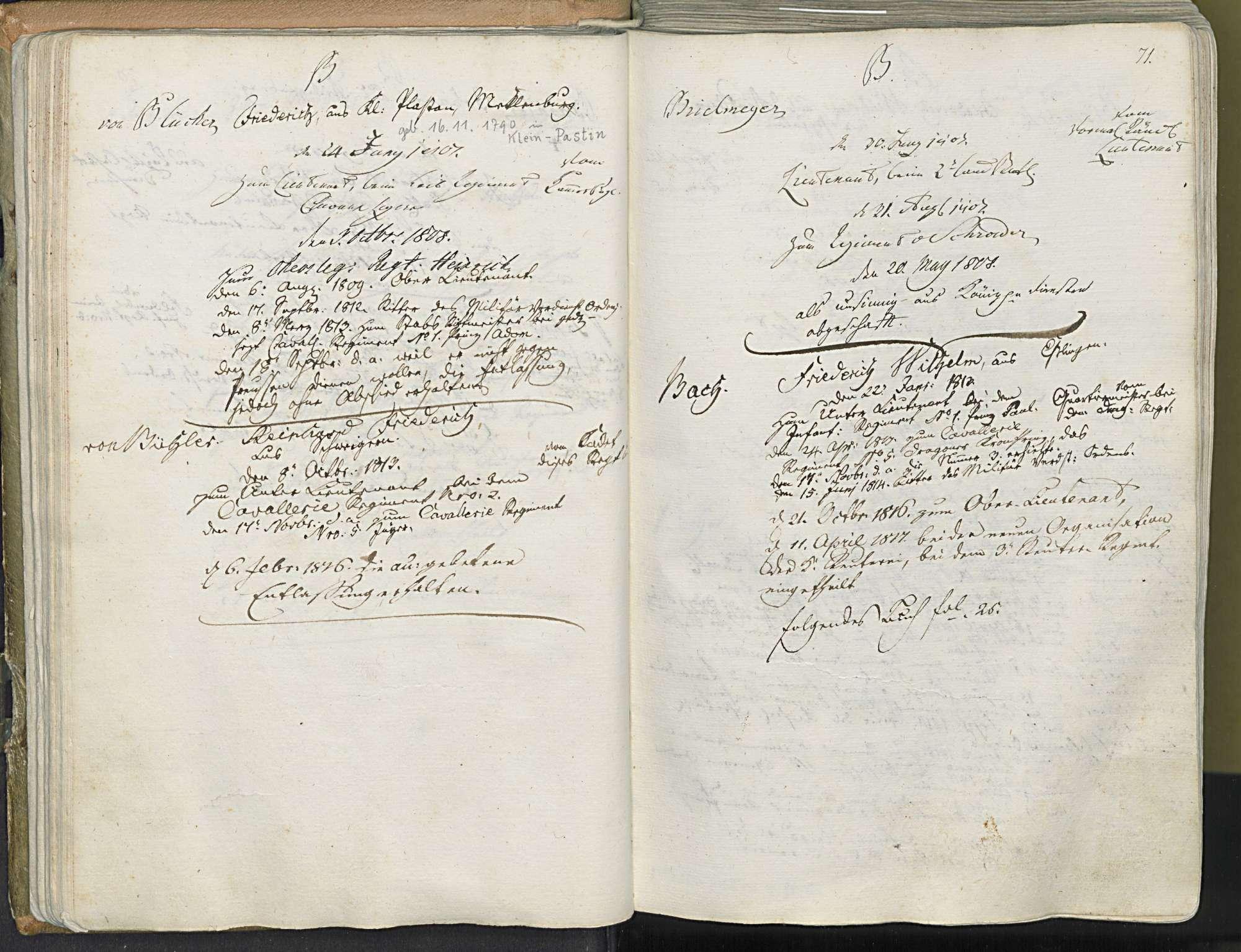 Bach, Friedrich Wilhelm, Bild 1