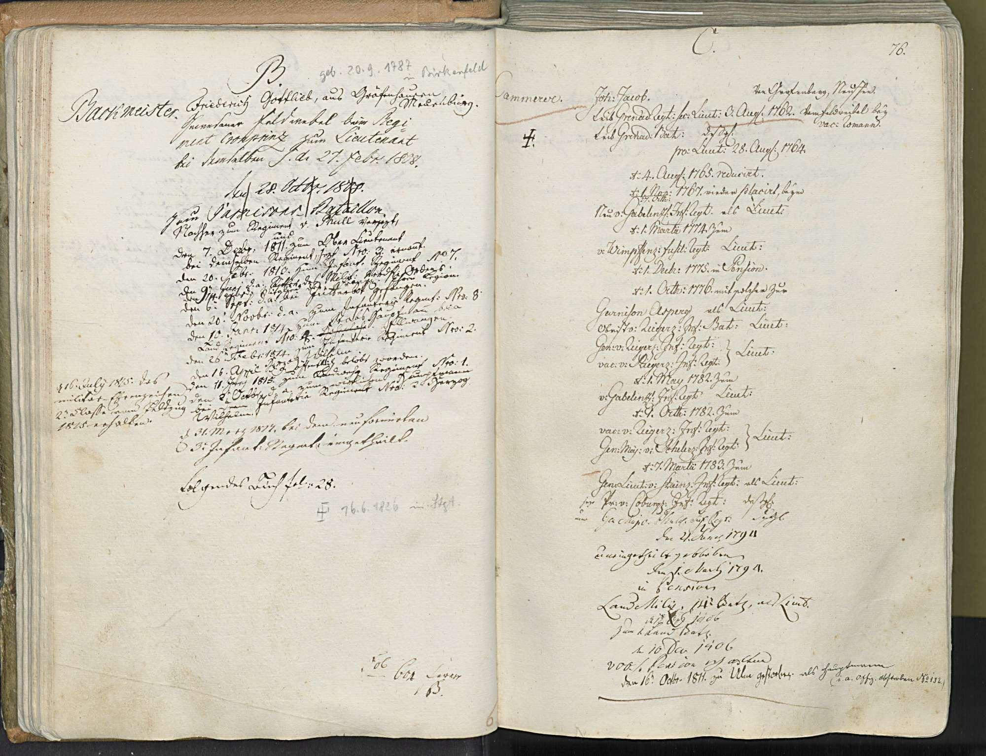 Cammerer, Johann Jacob, Bild 1