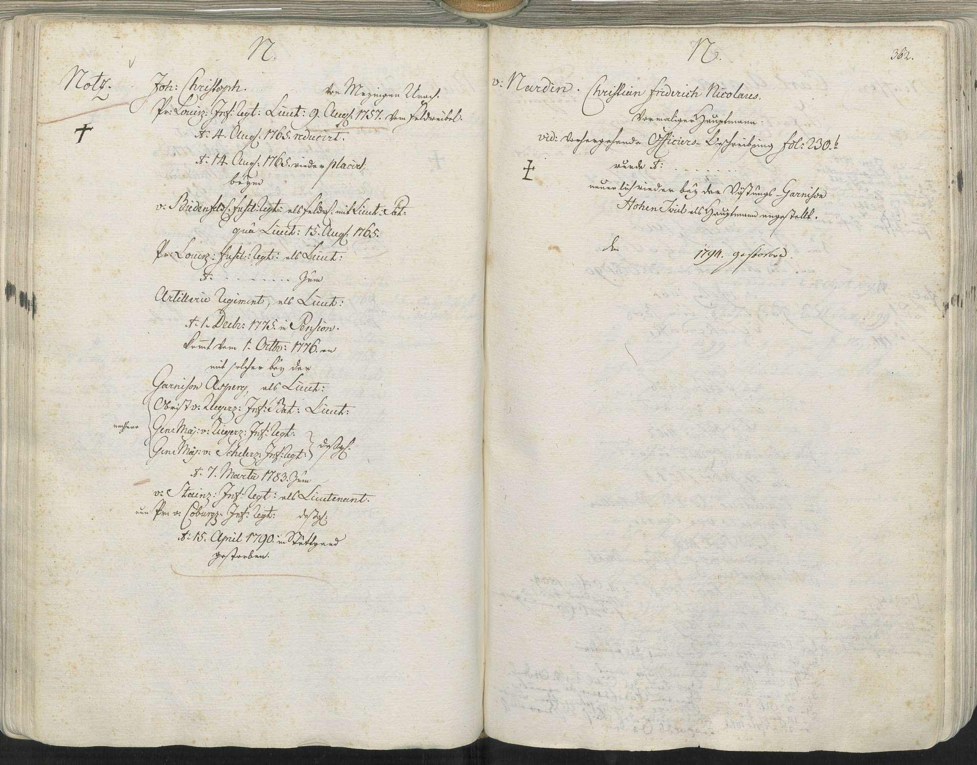 Notz, Johann Christoph, Bild 1