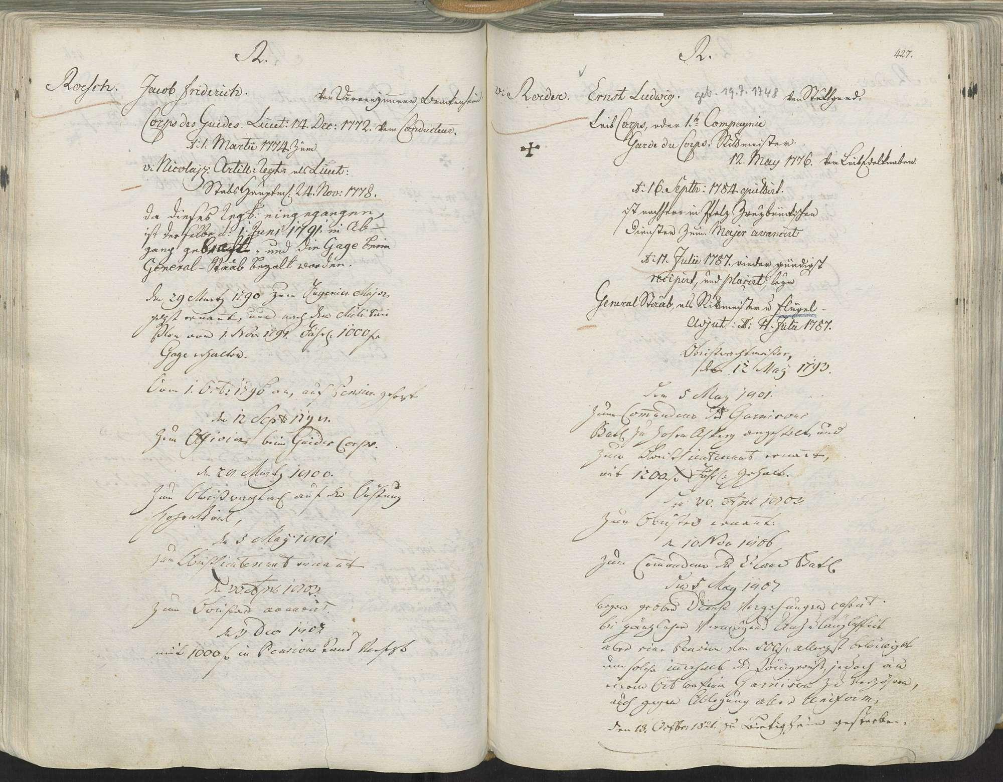 Roesch, Jacob Friedrich, Bild 1
