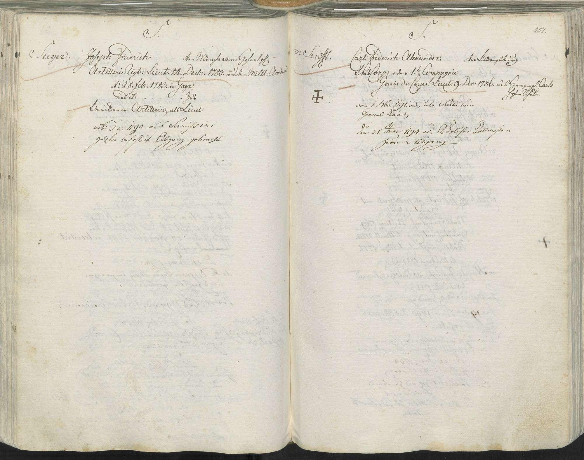 Seeger, Joseph Friedrich, Bild 1